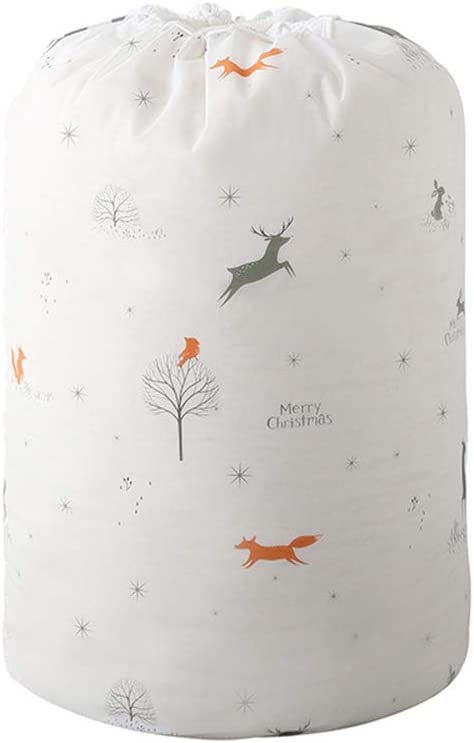 Couverture 1 v/êtements et Jouets en Peluche avec Cordon de Serrage Black Flower* Homeofying Sac de Rangement pour Couette Small Couverture