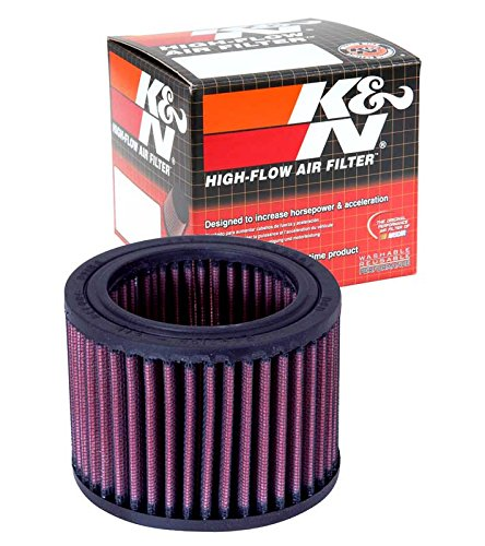 K n bm 0400 bmw high performance replacement air filter for Filter performance rating fpr
