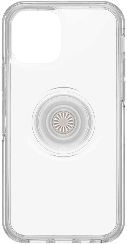 Otterbox Pop Symmetry Clear Apple Iphone 12 12 Pro 77 65771 Transparent Elektronik