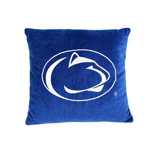 - Officially Licensed NCAA Team Logo Square Throw Pillow - Penn State Nittany Lions
