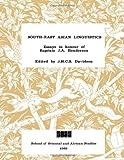 South-East Asian Linguistics, J. H. C. S. Davidson, 0728601540