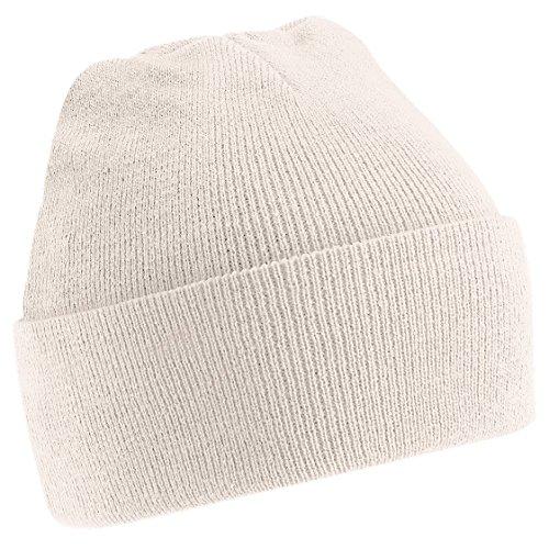36 Beechfield de Abofeteado Beanie Colores de Gama Original sombrero Rosa S4Fxq