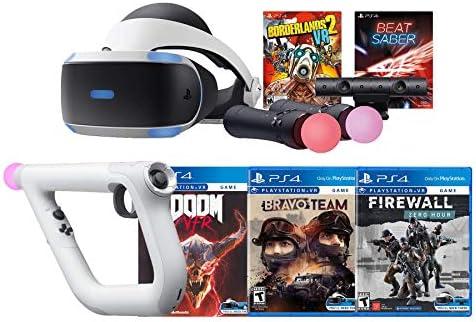 Playstation 4 VR FPS Aim Controller Deluxe Bundle: Borderlands 2 VR