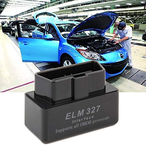 Yukiko ELM327 Diagnostic Interface Software Auto Car Scanner for Android