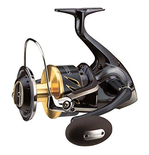 Shimano Stella SW STL18000SWBHG Spinning Fishing Reel, Gear Ratio: 5.7:1 (Shimano Spinning Reel Stella)