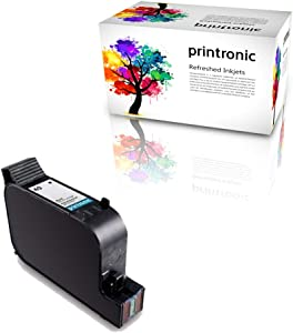 Printronic Remanufactured Ink Cartridge Replacement for HP 40 51640A (1 Black)