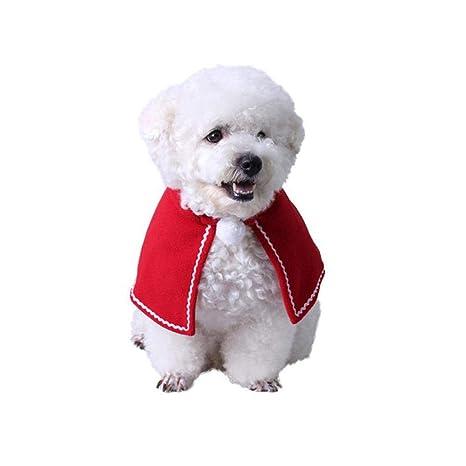Following Vestido de Navidad para Perros y Gatos, para Cachorros, Gatos, Mascotas,