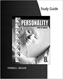 Personality by Jerry M. Burger (2007, Hardcover)