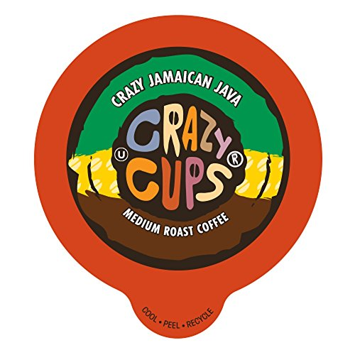 Crazy Jamaican Flavored Cups Brewers