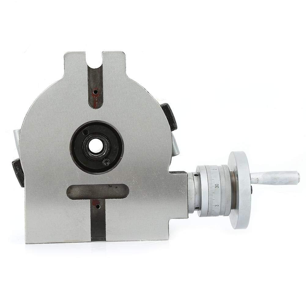 und Vertikal-Rundtischfr/äsmaschine Zubeh/ör f/ür Fr/äs Rundtisch HV6 6 Zoll Horizontal und Bohrmaschinen