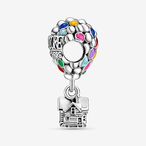 PANDORA Charm Disney UP Ballon: Amazon.es: Joyería