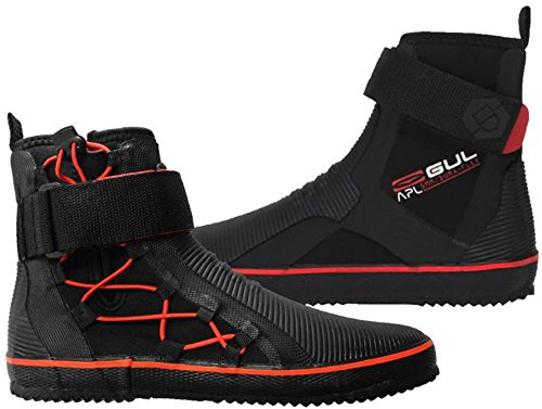 Gul Pro Lace 5mm Boots with adjustable Ankle Cuff
