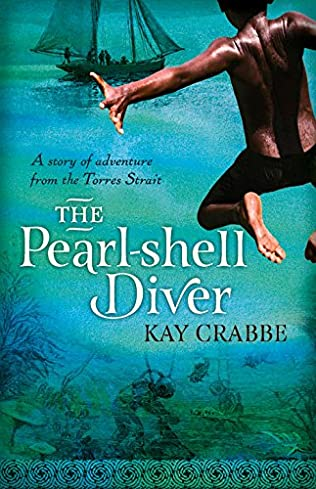 book cover of The Pearl-Shell Diver