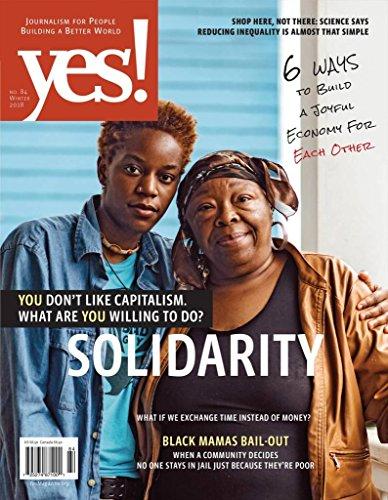 Magazines : YES! Magazine