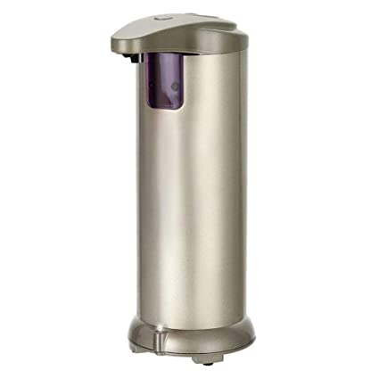 YZCX Soap Dispenser 250ml Dispensador de Jabón Automático, Dispensador de Líquidos, Dispensador Automático de