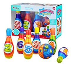 Kids Bowling Play Set