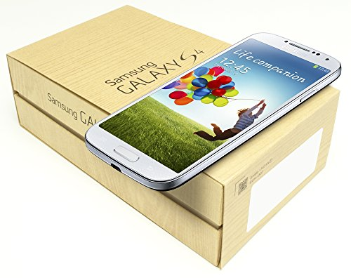 Samsung Galaxy S4 I337 16GB 4G LTE Unlocked GSM Smartphone - White (Certified Refurbished)