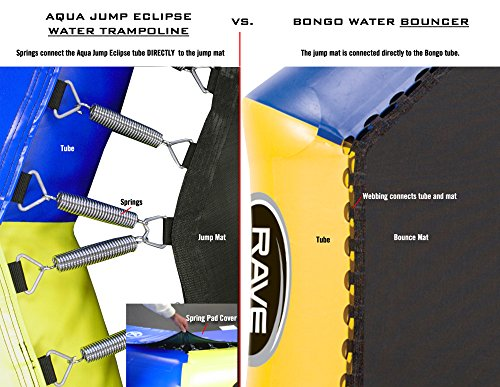 RAVE Bongo 10 Water Bouncer