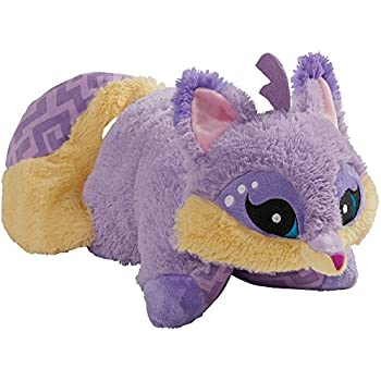 "Pillow Pets Animal Jam, Fox, 16"" Super Soft Stuffed Animal Plush Toy"