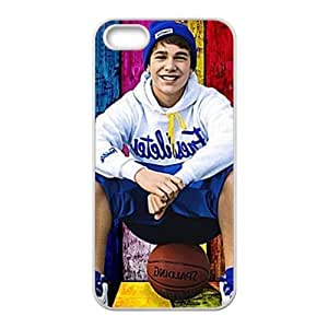 DAZHAHUI Basketball boy Cell Phone Case for Iphone 5s BY RANDLE FRICK by heywan
