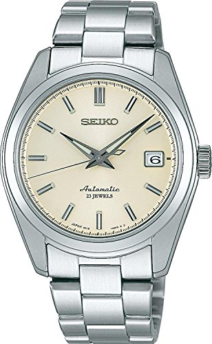 Seiko Men's ' Japanese Automatic Stainless Steel Casual Watch, Color:Silver-Toned (Model: SARB035)