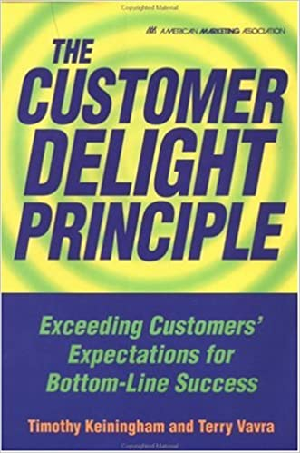 The Customer Delight Principle Exceeding Customers Expectations