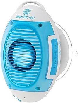 GOgroove BlueSYNC H20 Bluetooth Shower Speaker