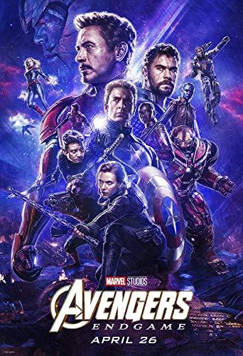 Poster Infinity War 2 Lukisan