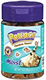 Pounce Cat Food, Moist Chicken Flavor, 3-Ounce (Pack of 10), My Pet Supplies