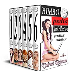 Bimbopedia: The Collection by [Rainne, Velvet]