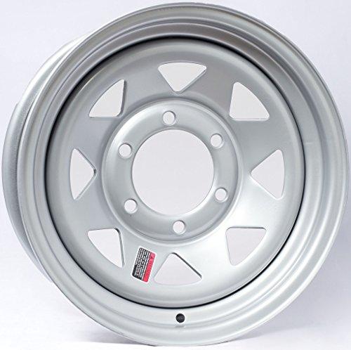 15 Spoke Silver Wheel - 2