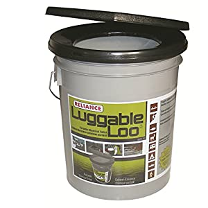 Amazon Com Reliance Products Luggable Loo Portable 5