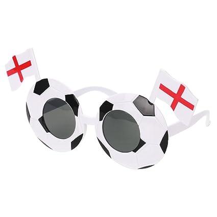 BESTOYARD Gafas de Sol de fútbol Fiesta para niños favorece ...