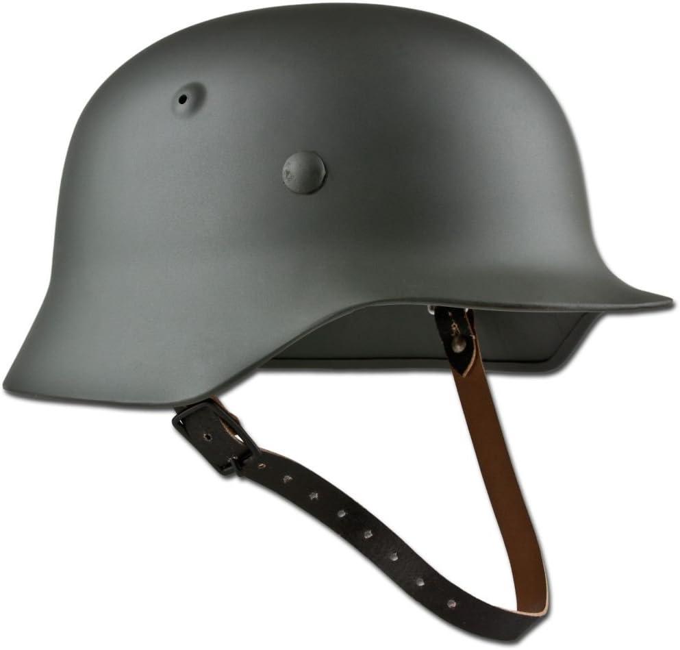 talla L Mil-Tec WH M35 Casco de acero