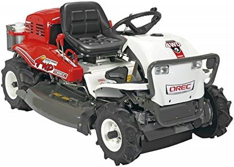 Orec RM980F - Desbrozadora autoportada - Motor Briggs & Stratton Vanguard - 2 cilindros - 16, 9 kW: Amazon.es: Jardín