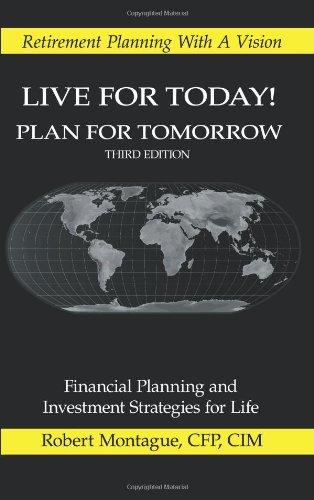 Live for Today! Plan for Tomorrow pdf epub