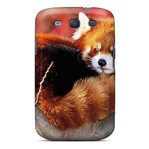 Tpu Fashionable Design Bluredpanda Rugged Case Cover For Galaxy S3 New