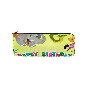Creative Kids Animal World Tiger Elephant - Estuche para ...