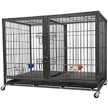 Amazon Com Go Pet Club Ny 44 44 Quot Heavy Duty Stackable