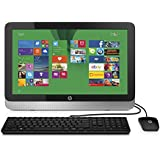 HP 22-3010 FHD 21.5 Inch All-in-One Desktop (AMD E1 6015, 4 GB RAM, 1 TB HDD, AMD Radeon R2 Graphics)