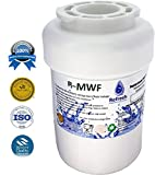 Appliances Packages Ge Best Deals - GE MWF SmartWater Compatible Refrigerator Water Filter fits for MWFA, MWFP, GWF, GWFA, Kenmore 9991,46-9991, 469991