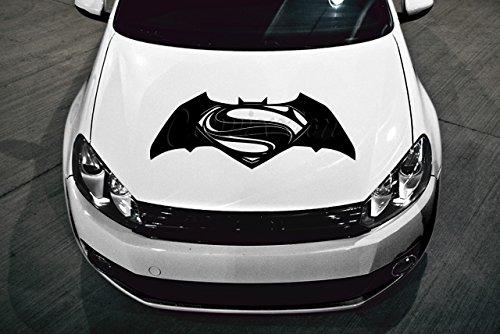 Buy Bruce Wayne Detective V2 Enterprises Justice Dark Knight Gotham Superhero Decal Car Truck Hood Vinyl Sticker