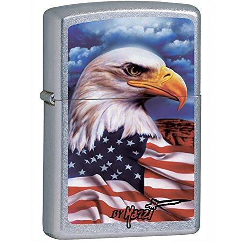 Zippo Mazzi Design39;s Eagle Lighter