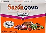 Goya Foods Sazon Original Seasoning Family Size, 2.11-Ounce (Pack of 24)