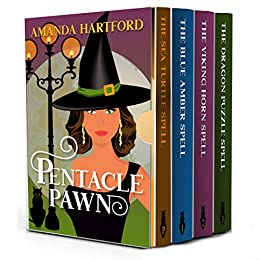 Pentacle Pawn Boxed Set — The Prequel and Trilogy: Books 1-4 by [Hartford, Amanda]