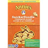 Annie's Homegrown Gluten Free Snickerdoodle Bunny Cookies, 191 Grams