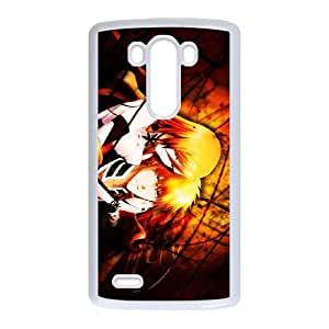 Bleach LG G3 Cell Phone Case White 05Go-371092