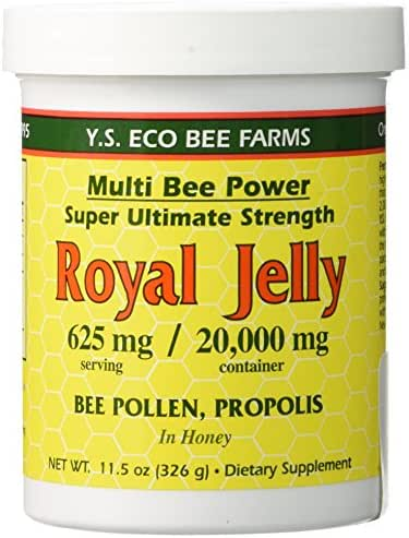 Ys Bee Farms, Fresh Royal Jelly 20000mg Multi, 11.5 Ounce