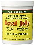 YS Eco Bee Farms Multi Bee Power Royal Jelly -- 625 mg - 11.5 oz