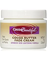 Cocoa Beautiful Cocoa Butter Fade Cream, 2.7 Ounce (Pack of 2)